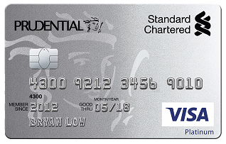 Prudential Platinum Credit Card